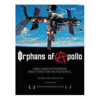 Orphans of Apollo postcard