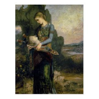 Orpheus, 1865 postcard