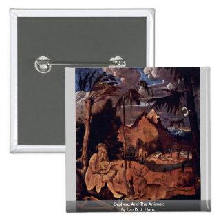 Orpheus And The Animals By Leu D J Hans Button