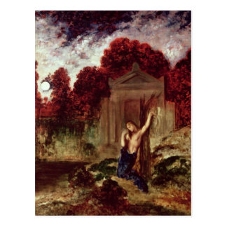 Orpheus at the Tomb of Eurydice Postcard