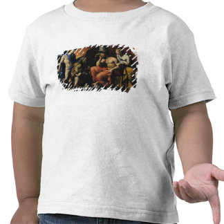 Orpheus before Pluto and Persephone T-shirt