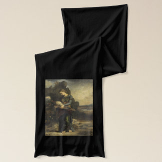 Orpheus, Painting by Gustave Moreau Scarf