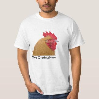 Orpington Cockerel T shirt