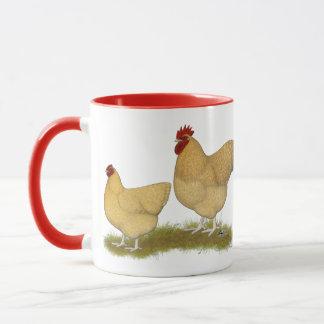 Orpingtons Lemon Cuckoo Mug
