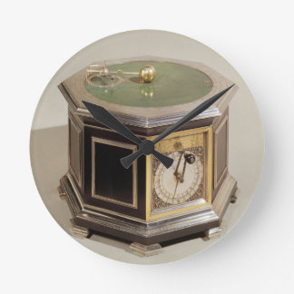 Orrery made by Thomas Tompion (1639-1713) and Geor Wall Clock