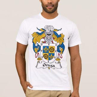 Ortega Family Crest T-Shirt