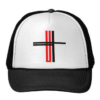 Orthagonal Lines Hat