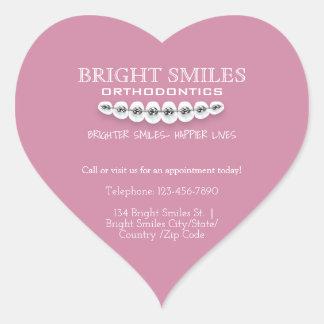 Orthodontist Orthodontics Business Promo Sticker
