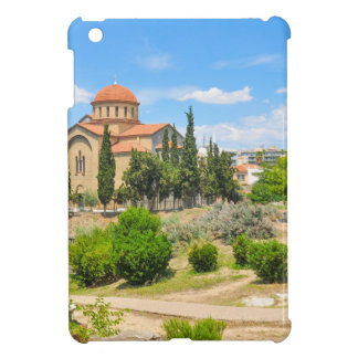 Orthodox cathedral in Athens, Greece Case For The iPad Mini