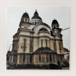 Orthodox Cathedral Jigsaw Puzzle