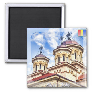 Orthodox Cathedral Magnet