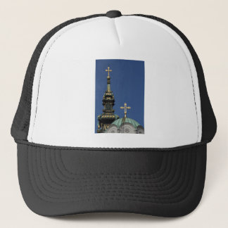 Orthodox Christian Church domes Trucker Hat