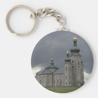 Orthodox church key ring