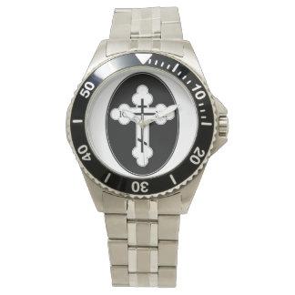 Orthodox Cross Watch