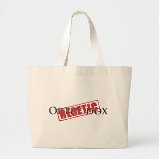 Orthodox: Heretic rubber stamp Bag