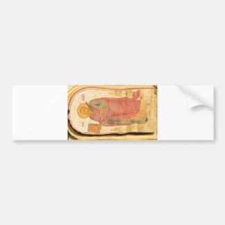 orthodox saint icon church religion god jesus chri bumper sticker
