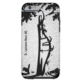 Orthopedic Crooked Tree Textured Looking Tough iPhone 6 Case