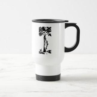 Orthopedic Crooked Tree Travel Mug