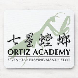 ortiz academy logo mouse pad
