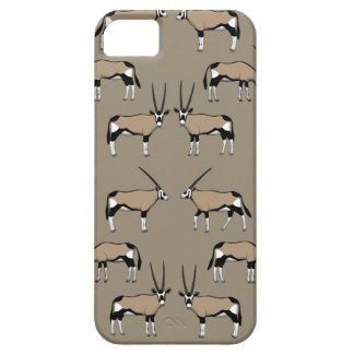 Oryx Antilope selection iPhone 5 Cover
