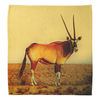 Oryx Bandana