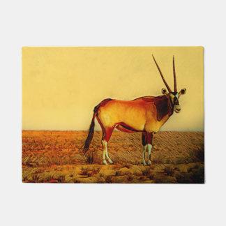 Oryx Doormat