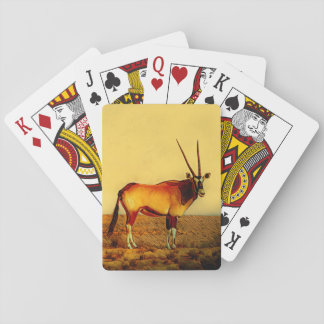 Oryx Playing Cards