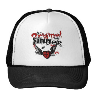 OS Winged Heart Hat