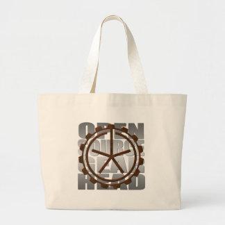 "OSAEI ""Open Source Gearhead"" Logo Bags"