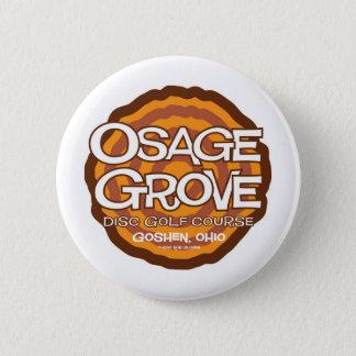 Osage Grove Disc Golf 6 Cm Round Badge