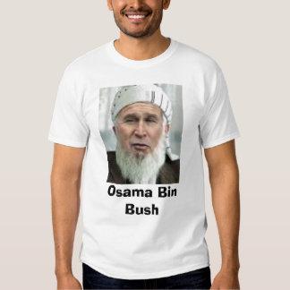 Osama Bin Bush T-shirts