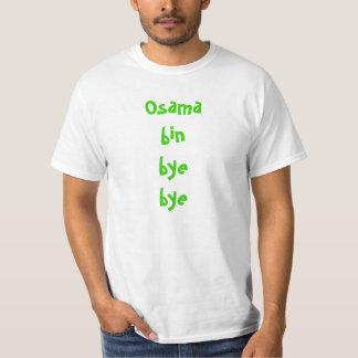 osama bin bye bye shirts