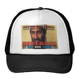OSAMA DEAD MESH HAT