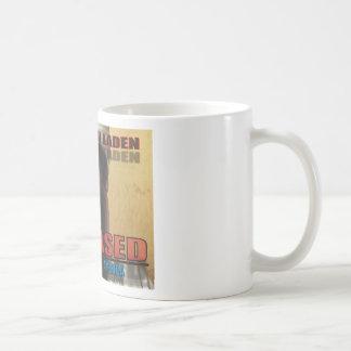 OSAMA DEAD COFFEE MUGS