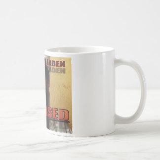 OSAMA DECEASED COFFEE MUGS