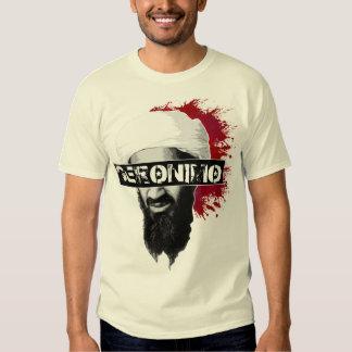 Osama Geronimo V2 Tshirts