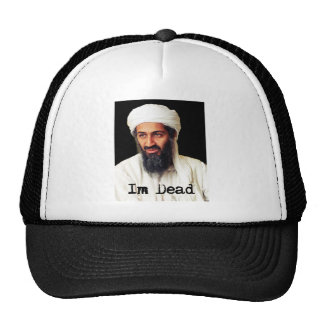osama sucks mesh hats