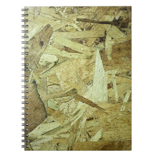 OSB Chip Board Plywood Notebook