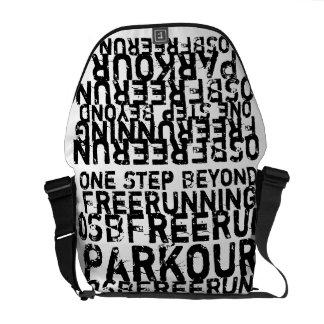 OSBFreeRun Parkour/FreeRunning Messenger Bag