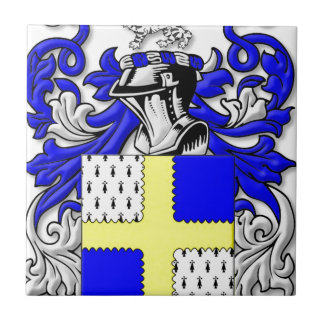 Osborne Coat of Arms Tile