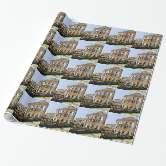 Osborne House And Gardens Wrapping Paper