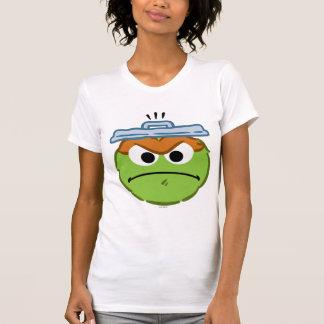 Oscar Angry Face Tshirt