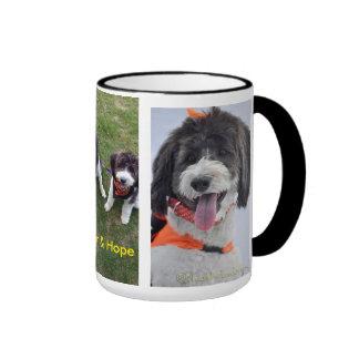 Oscar & Hope Ringer Mug