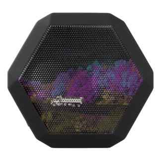 oscar leaves the party black bluetooth speaker