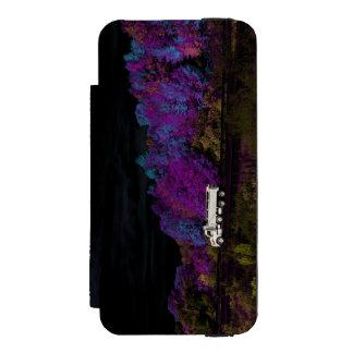 oscar leaves the party incipio watson™ iPhone 5 wallet case
