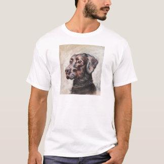 Oscar The Black Lab T-Shirt