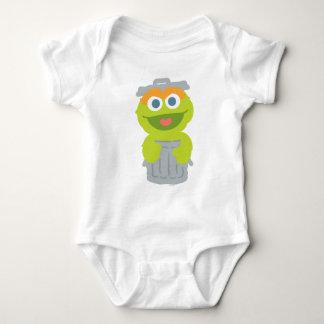 Oscar the Grouch Baby Shirt