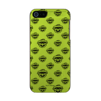 Oscar the Grouch Green Pattern Incipio Feather® Shine iPhone 5 Case