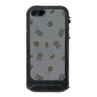 Oscar the Grouch | Grey Pattern Incipio ATLAS ID™ iPhone 5 Case