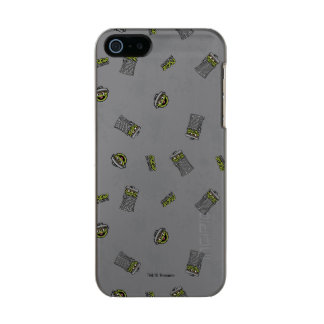 Oscar the Grouch | Grey Pattern Incipio Feather® Shine iPhone 5 Case